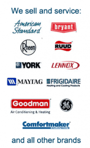 st louis heating and cooling brands we use